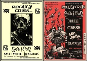 Reality Crisis/Sedition