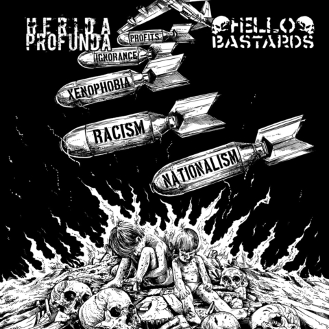 HELLO BASTARDS_HERIDA PROFUNDA