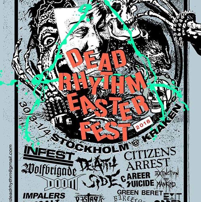 Dead Rhythm Easter Fest