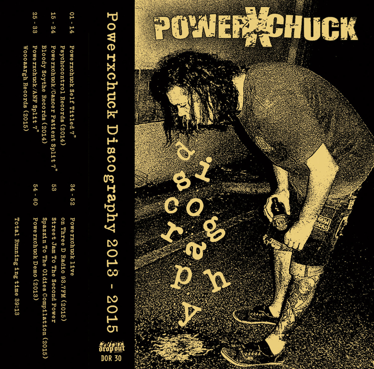 POWER X CHUCK - Discography